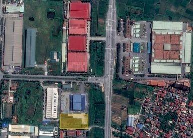 Industrial Project: Hanoi