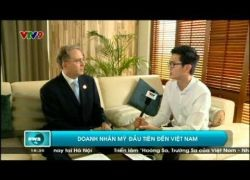 Phỏng Vấn Ông Anthony Salzman – VTV9